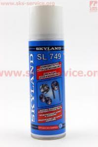 СМАЗКА для приводных цепей и механизмов SL 749. Аэрозоль 300ml