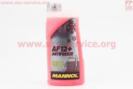 АНТИФРИЗ AF12 -40 красный, 1л