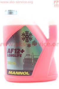 АНТИФРИЗ AF12 -40 красный, 5л