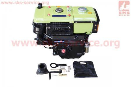 Двигатель мотоблочный в сборе 10л.с. ZUBR SH190NL