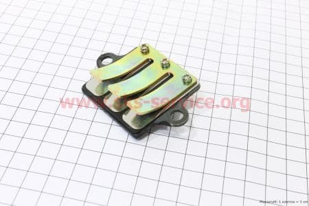 Клапан лепестковый карбюратора Honda TOPIC