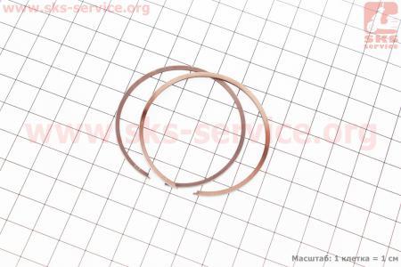 Кольца поршневые Honda DIO72 47мм STD