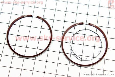 Кольца поршневые Yamaha JOG50 40мм +0,5