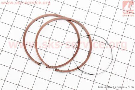 Кольца поршневые Yamaha JOG50 40мм +0,75