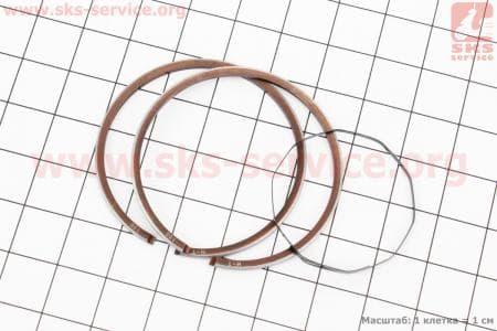 Кольца поршневые Yamaha JOG50 40мм +1,00