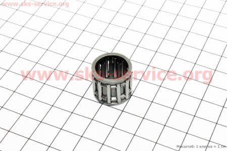 Подшипник пальца поршневого (сепаратор) 14*18*16мм, BWS100