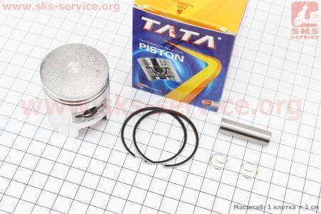 Поршень, кольца, палец к-кт Honda TACT (SA50) 41мм STD