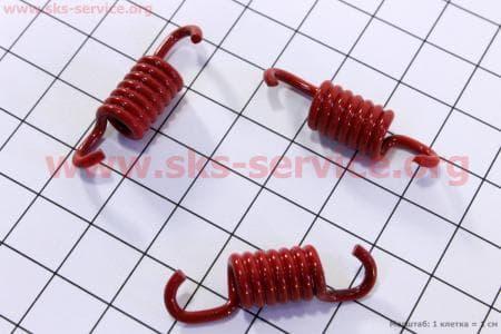 Пружина вариатора к-кт 3шт Honda DIO AF27 - 2000об/мин