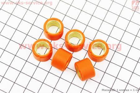 Ролики вариатора 6шт, Suzuki 16*12 - 4,0гр
