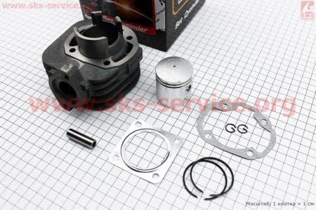 Цилиндр к-кт (цпг) Suzuki Lets 50сс-41мм