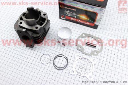 Цилиндр к-кт (цпг) Yamaha JOG 3KJ 50сс-40мм