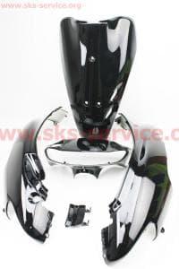 Honda DIO AF-34 пластик - к-кт крашеные 5 деталей