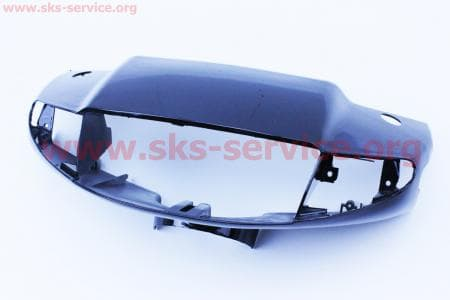 "Suzuki LETS-II пластик - руля передний ""голова"" (под бараб. тормоз)"