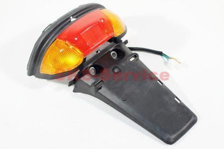 Yamaha JOG NEXT ZONE фонарь задний с крылом в сборе