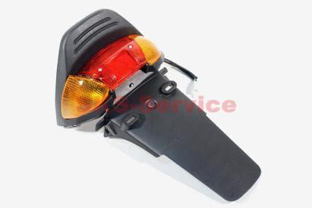 Yamaha JOG NEXT ZONE ZR фонарь задний с крылом в сборе