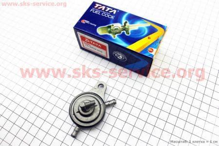 Вакуумный насос к раме (2 выхода) для китайских скутеров на двигатель 50-100сс 4-Т