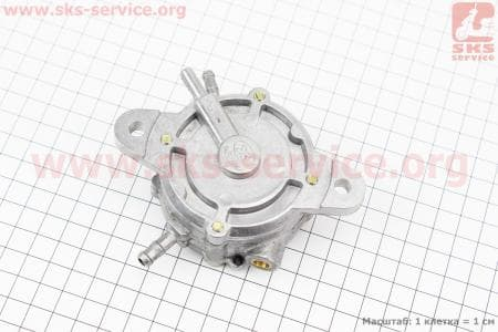 Вакуумный насос большой для китайских скутеров на двигатель 125,150сс 4-Т