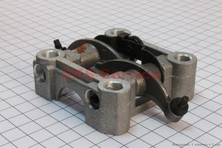 Пастель распредвала+коромысла в сборе для китайских скутеров на двигатель 125,150сс 4-Т