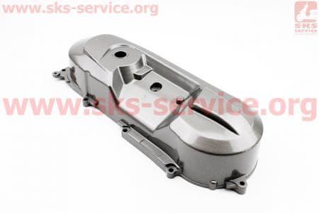 Крышка вариатора тип. 2 (сплошная форма) для китайских скутеров двигатель 2-T ременной вариатор