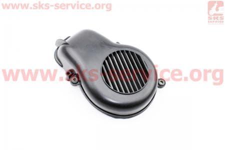 Крышка крыльчатки магнето для китайских скутеров двигатель 2-T ременной вариатор