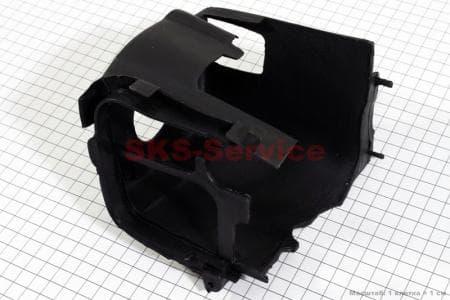 Пластик цилиндра охлаждения для китайских скутеров двигатель 2-T ременной вариатор