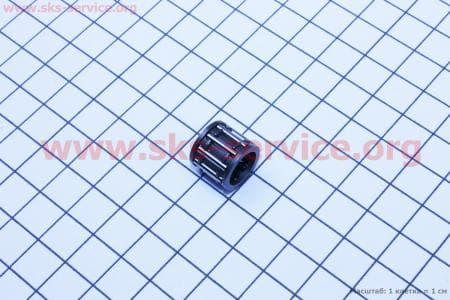 Подшипник пальца поршневого (сепаратор) 10*14*12.5мм для китайских скутеров двигатель 2-T ременной вариатор