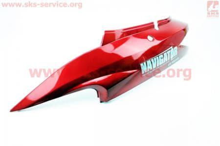 пластик - задний боковой верхний левый, модель 2 для скутеров Navigator (Viper) купить в Украине