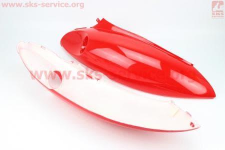 пластик - задний боковой правый, левый к-кт 2шт КРАСНЫЙ для скутеров GRAND PRIX (Viper) купить в Украине