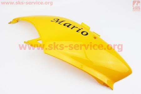пластик - задний боковой левый, ЖЕЛТЫЙ для скутеров LEGEND (Viper) купить в Украине