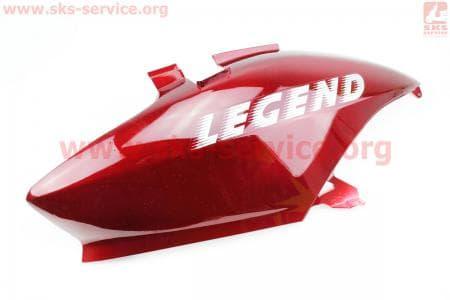 пластик - задний боковой правый, КРАНСЫЙ для скутеров LEGEND (Viper) купить в Украине
