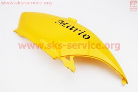 пластик - задний боковой правый, ЖЕЛТЫЙ для скутеров LEGEND (Viper) купить в Украине